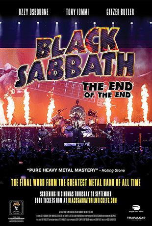 SABBATH伯明翰告别演唱会 - Black Sabbath The End Live In Birmingham