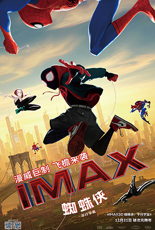 蜘蛛侠:平行宇宙 - Spider-Man: Into the Spider-Verse
